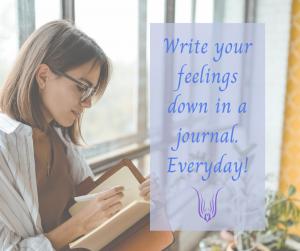 Journal everyday