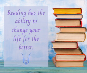Reading can change your life