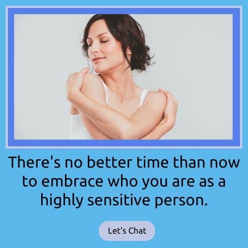 Embrace Your Sensitivities